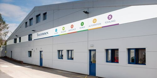 Warehouse-external-signage